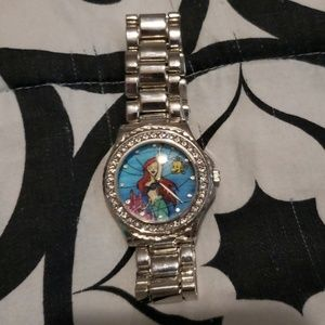 Little mermaid watch